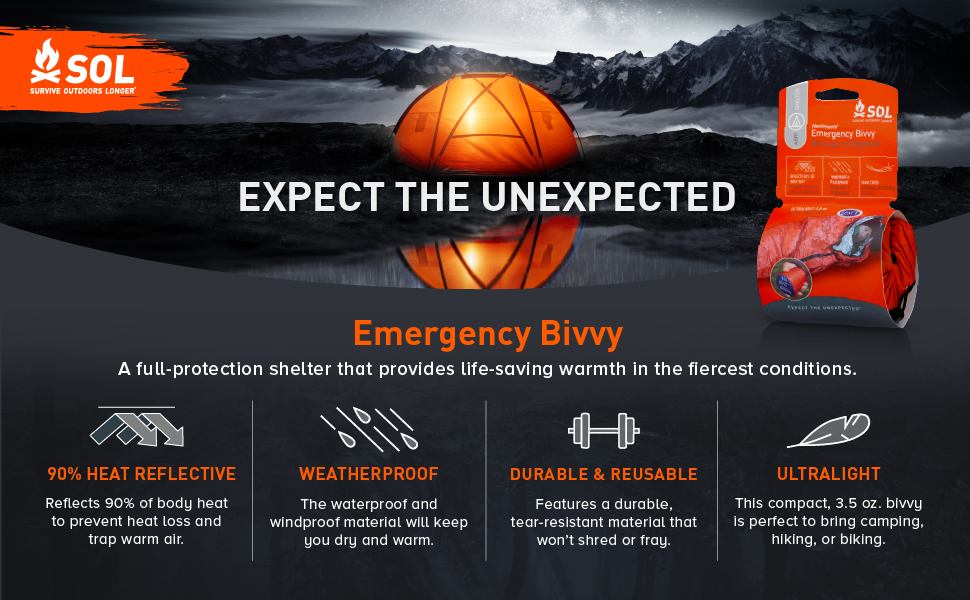 heat reflective, warm,weatherproof,emergency,shelter