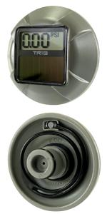 airCap LF, Leafield, raft pressure gauge, SUP pressure gauge, inflatable, pressure