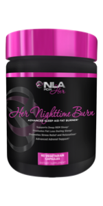 Nighttime Burn nla for her