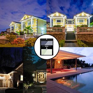 玄関、駐車場、門柱、庭、パーク、ポスト、ガーデン、縁側、家庭菜園、私道、通路や家の周り