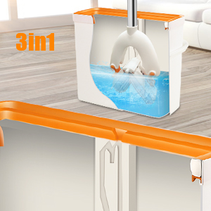 mop buckets for floor cleaning