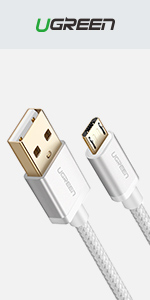 UGREEN USB A TO MICRO usb cable