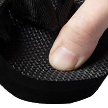 Cusioned Yoga Footbed