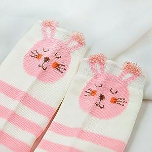 Calcetines de Algodón Niñas