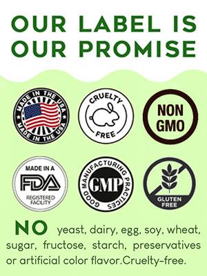 Non GMO Glutten Free