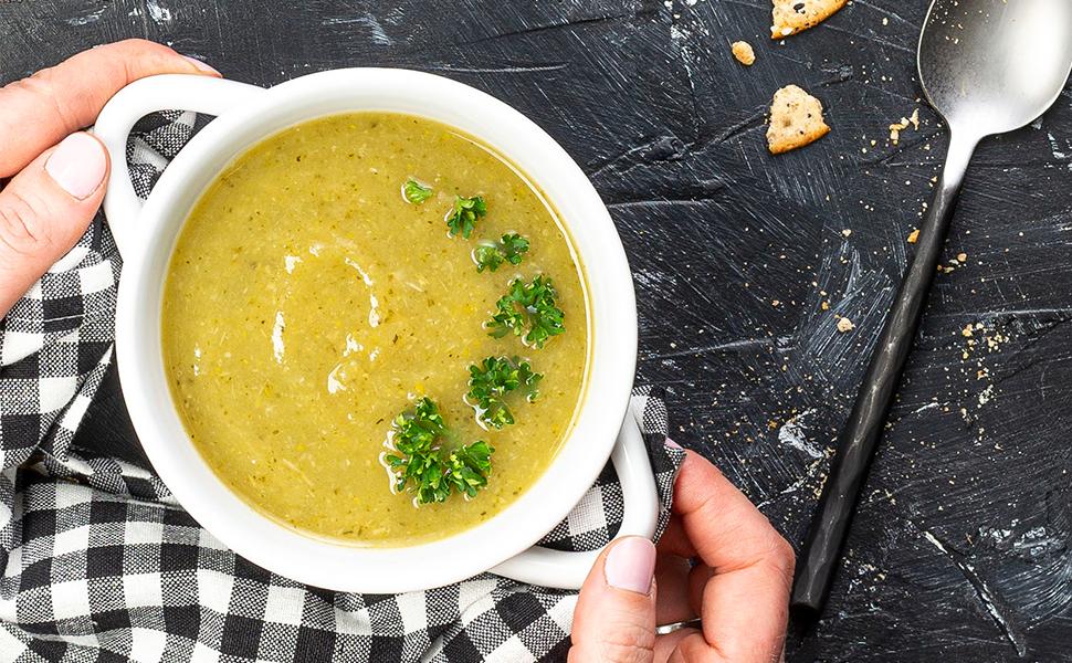 Soup Crocks with Handles by KooK