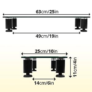 size, dimensions, length, width, shape,  depth, centimetres, inches, cm, in, mm, measurement,