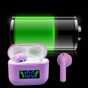 long standby playtime earbuds