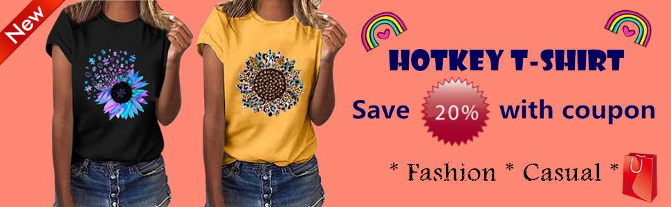 Hotkey t-shirt