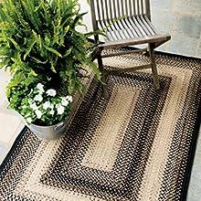 Indoor/Outdoor braided rugs