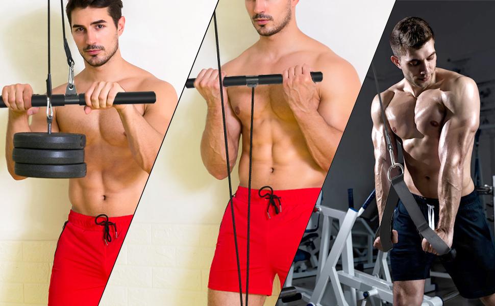 Various Exercise Modes