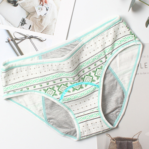 Period Panties Menstrual Heavy Flow Postpartum Underwear C-Section Recovery Maternity Hipster