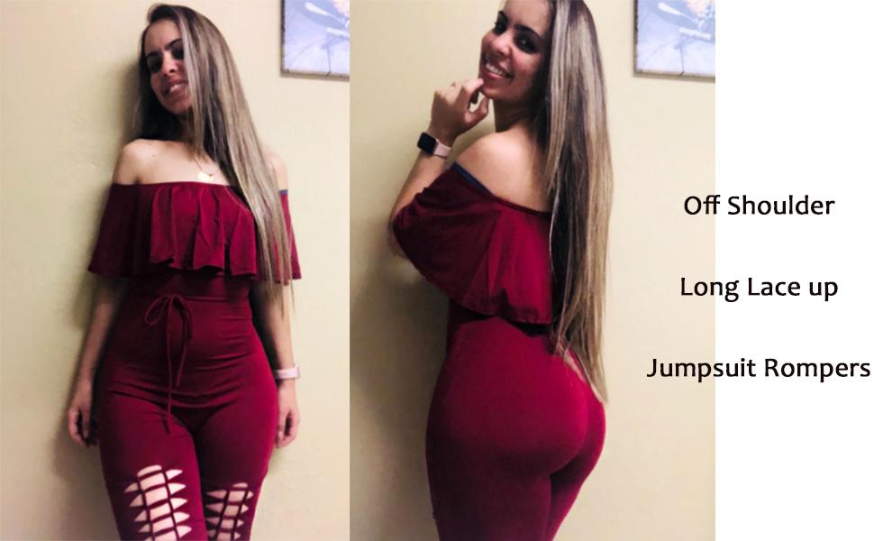 one piece womens jumpsuit