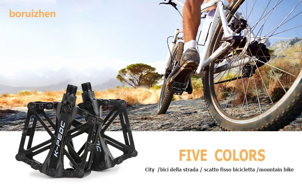 bike pedals 9/16 inch