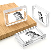 Acrylic Frame Thickness