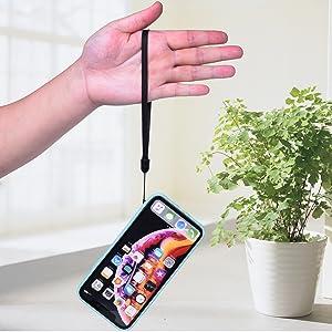 Cordon pour téléphone portable