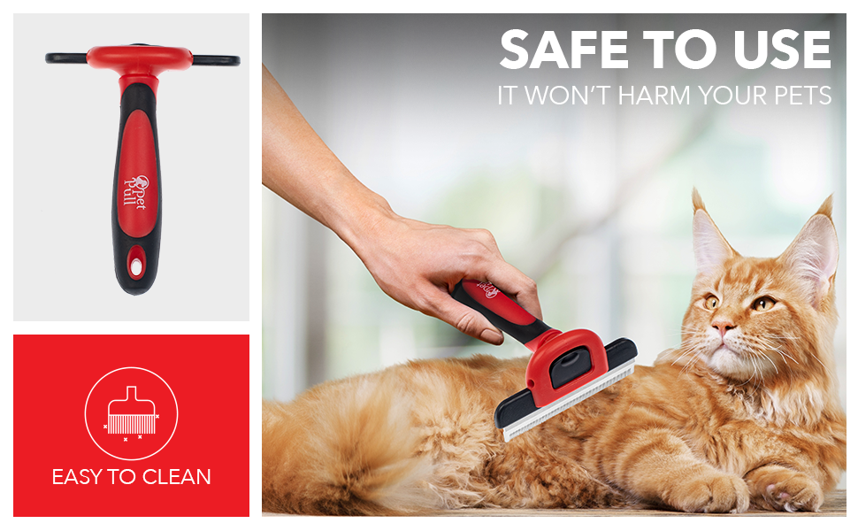 Safe to use and easy to clean
