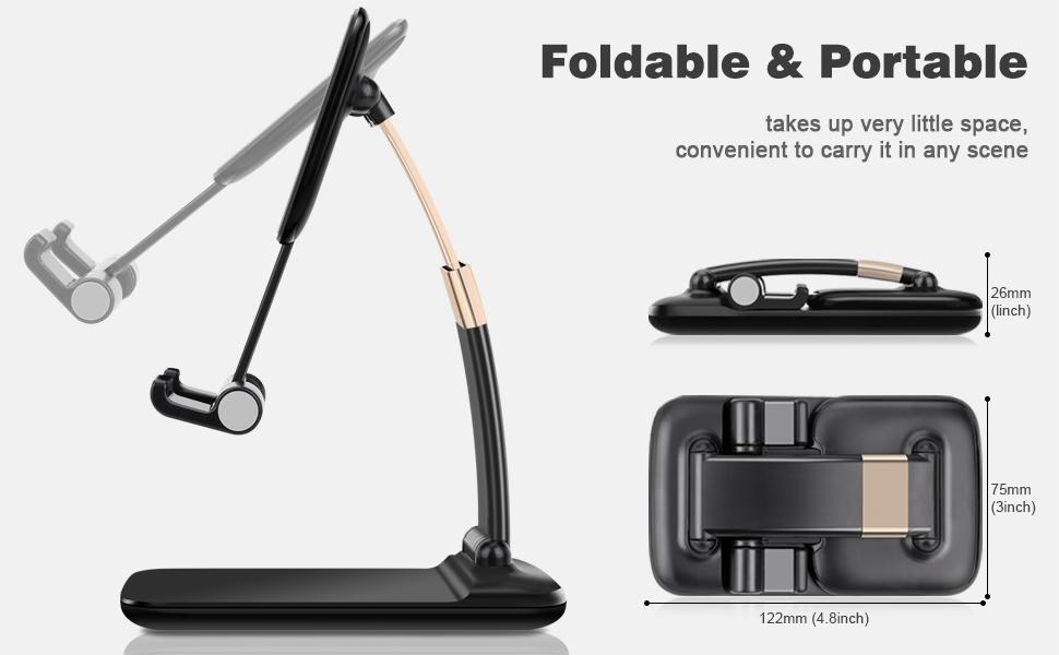 Portable iPad Stand