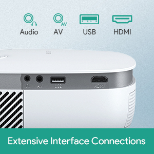 Extensive Interface Connections