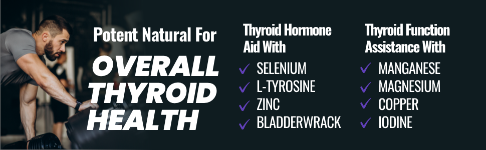 Simply Potent Thyroid Support