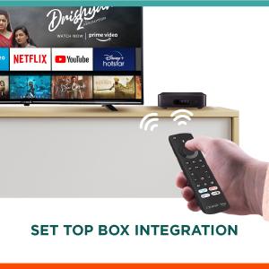 Set-top Box Integration