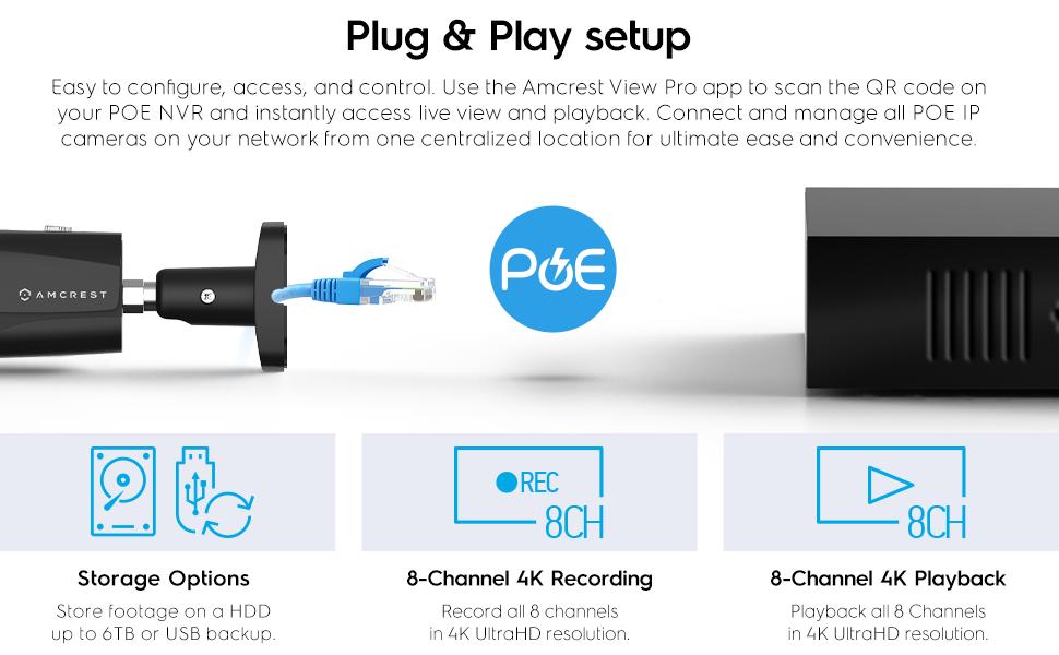 Plug and Play Setup Banner