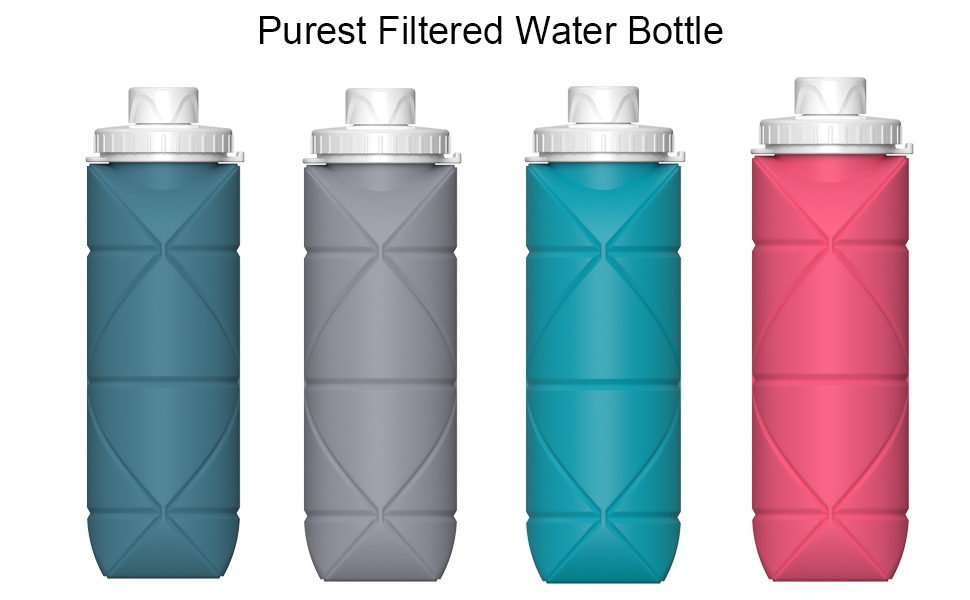 Purest Filtered Water Bottle