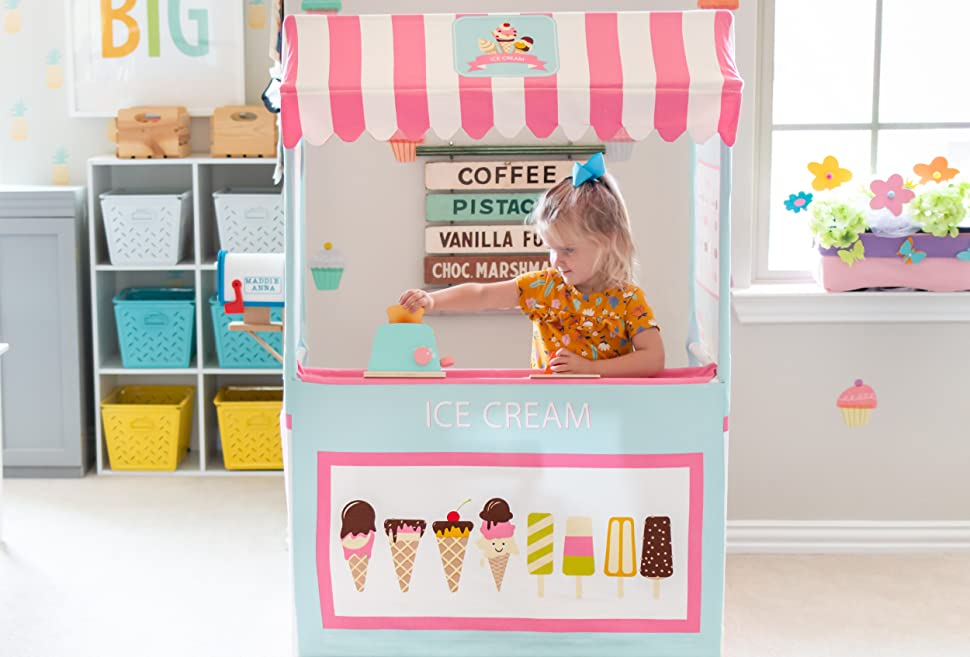 Create a Fun, Engaging Play Kitchen