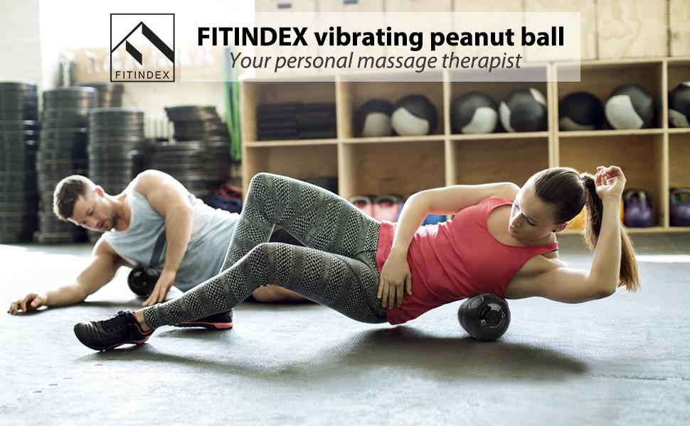 vibrating peanut ball