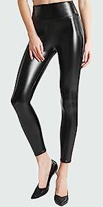 Leather Leggings for Women