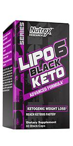 Nutrex Lipo 6 Black ct | I-Nutrition | Nutrex Research