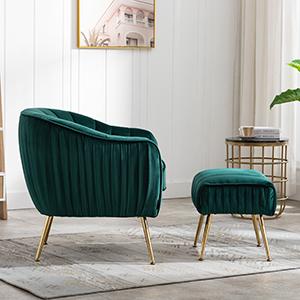 detail 02 special design for the velvet chair