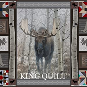 king quilt design