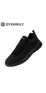Steel Toe Shoes Lightweight Safety Slip Resistant Breathable Puncture Proof