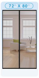 Fiberglass screen door