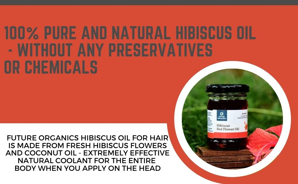 hibiscus red hair oil