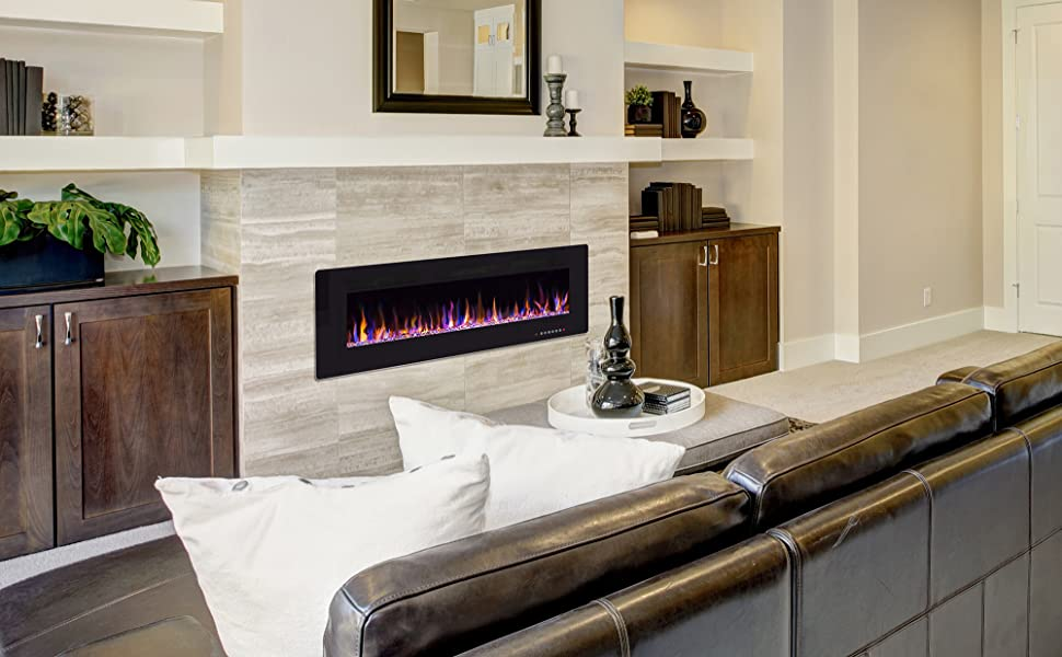 electric fireplace for living room