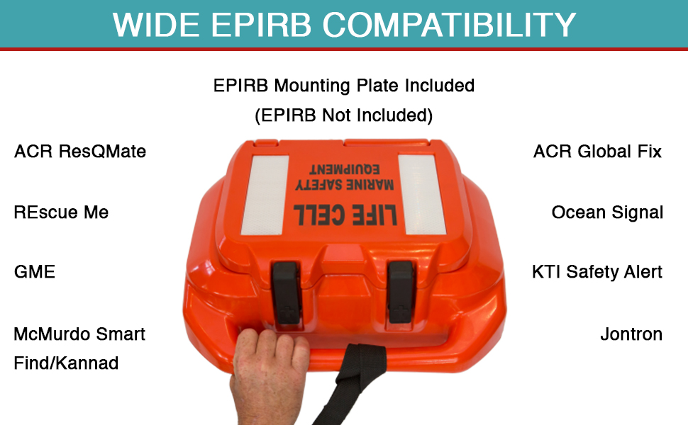 Emergency Throwable Buoyancy Floatation Device & Storage Kit