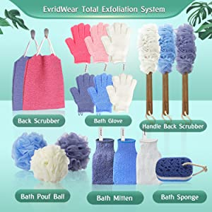 Evridwear products