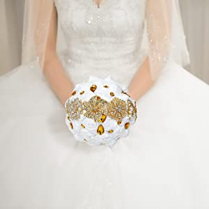 Artificial Flowers Bride