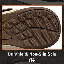women walking hiking sandals durable non slip rubber outsole peep toe outdoor comfortable water shoe