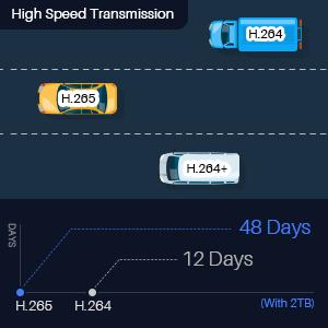 Advanced H.265 Video Format