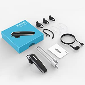 New Bee Auriculares Micr/ófono PC,Auriculares USB 3,5 mm Cancelaci/ón de ruido del tel/éfono y sonido est/éreo n/ítido Auriculares comerciales para Skype Softphone Centros de llamadas Cursos en l/ínea