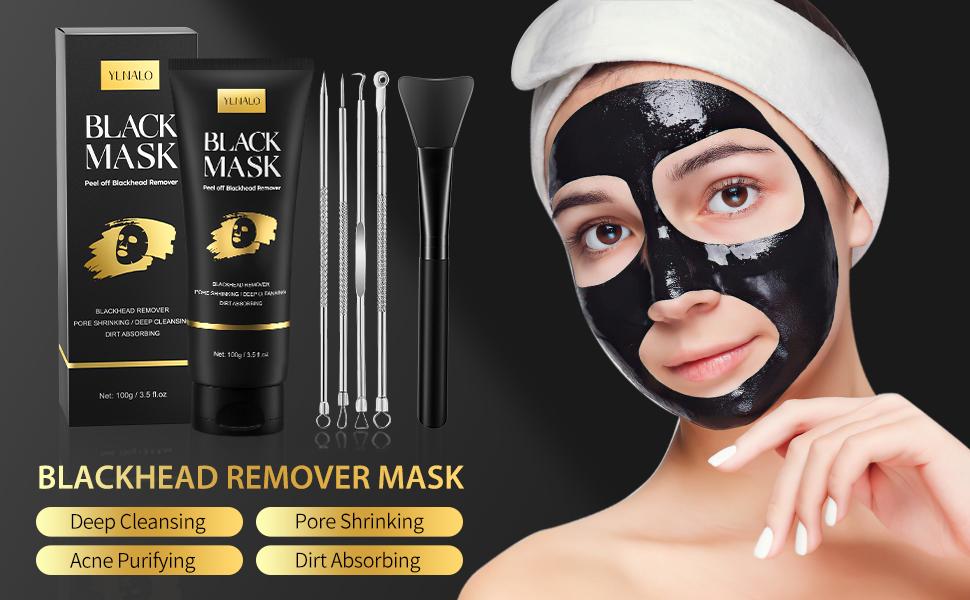 YLNALO Blackhead Remover Mask