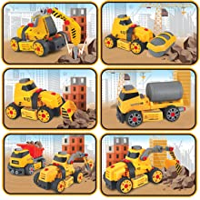 take a part truck and vehicles,take things apart,toy vehicle,take-a-part vehicles,best idea for gift
