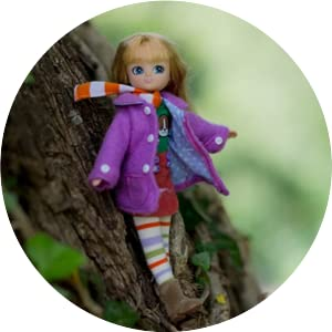 Lottie Dolls Birthday Girl Doll Bendable Knees