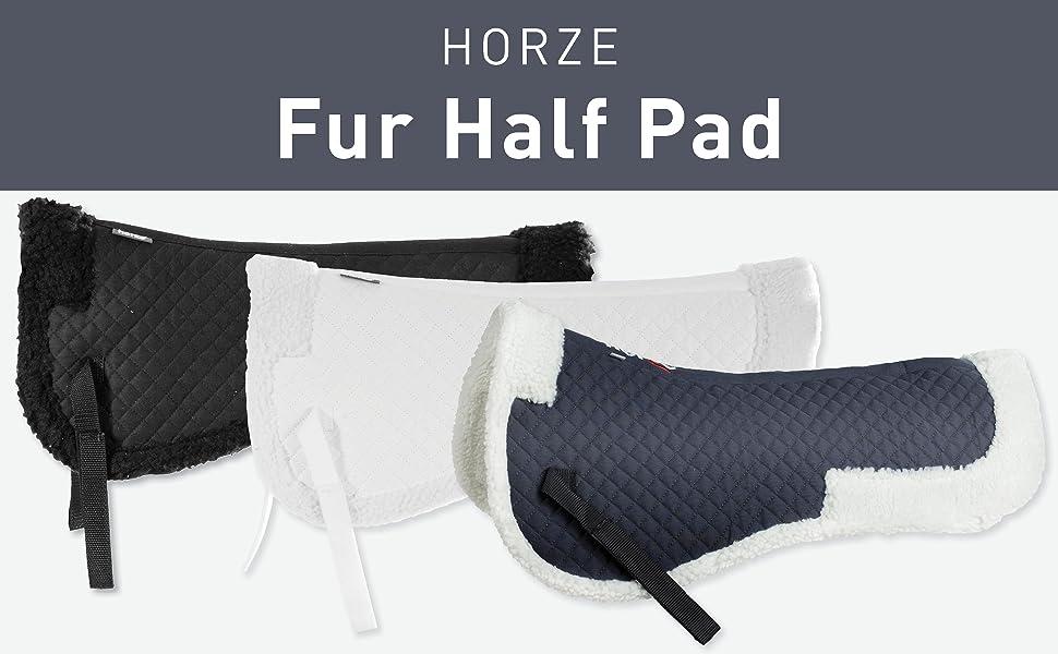 Horze Fur Half Pad