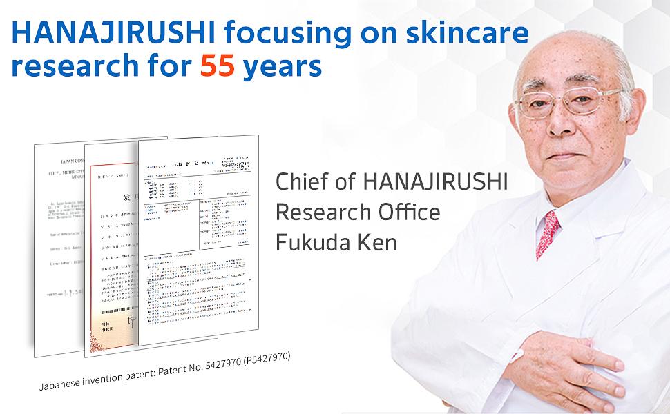 focusing on skincare