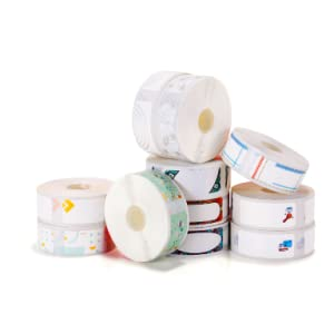 label roll tapes
