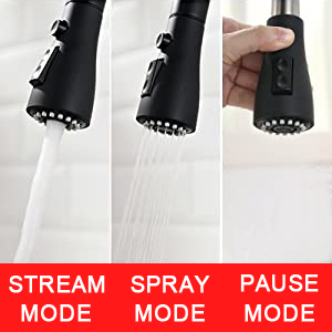 Spray Stream Pause